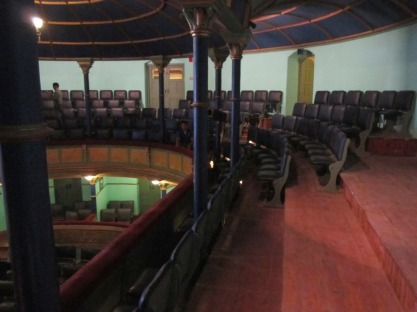 Historic Gaity theatre @Shimla
