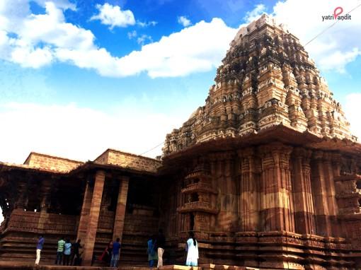 Main Building Ramappa Temple