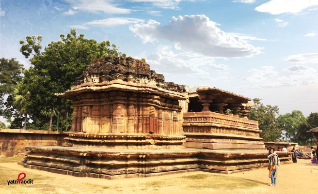 Prototype of Ramappa Temple