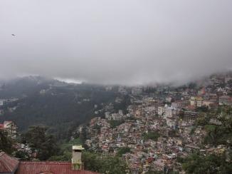 Shimla city