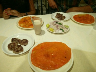 Tunday Kabab and Shirmal IC- Shravani