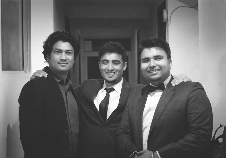 Yatripandit Co Founders